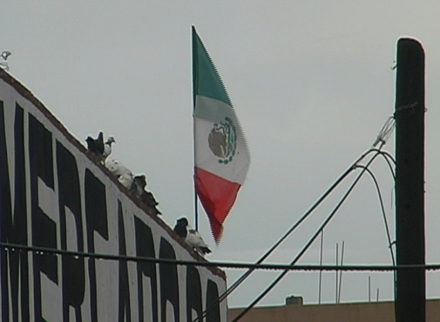 Product picture Stock Footage - Mexico Flag